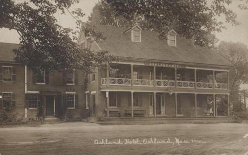 The Ashland Hotel, Currently known as Stone's Public House