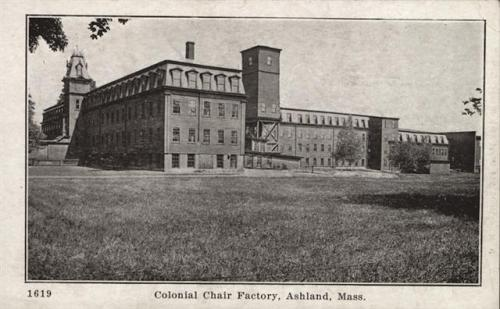 Colonial Chair Factory