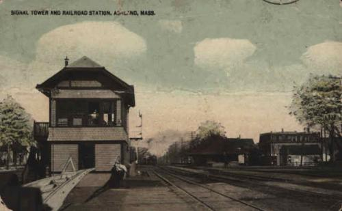 Railroad Signal Tower