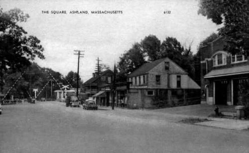 Ashland Square, 1950