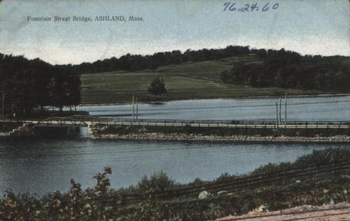 Fountain Street Bridge
