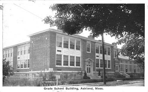 Grade School Building, Now Known as William Pittaway School