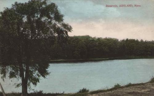 The Ashland Reservoir