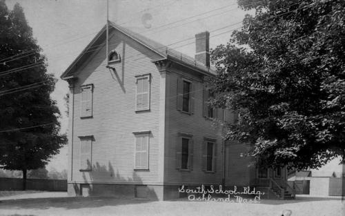 South School Building
